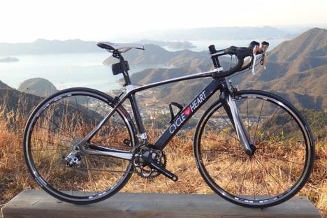 サイクルハート ロードバイク Sサイズ ベーシックグレード・ヒルクライムモデル