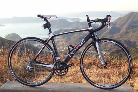 サイクルハート ロードバイク Mサイズ ベーシックグレード・ヒルクライムモデル