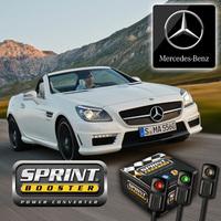 ベンツ SPRINT BOOSTER スプリントブースター SLKクラス R172 パワーモード 3パターンモード切換機能 SLK200 SLK350 SLK55 SBDD452A