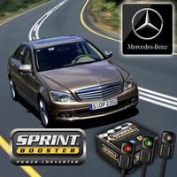 ベンツ SPRINT BOOSTER スプリントブースター Cクラス W204 モード切換機能 C180 C200K C250 C300 C350 C63 SBDD452A
