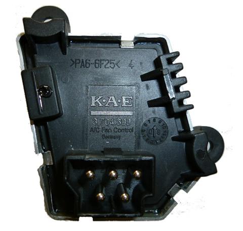 KAE 3704300 ブロアレジスター