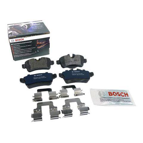 BOSCH製 BMW MINI ミニ R56 R55 R57 R58 R59 QuietCast リア用 プレミアムディスクブレーキパッド 34216778327 BP1309 Cooper