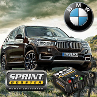 BMW SPRINT BOOSTER スプリントブースター X3 X5 X6 AT用 パワーモード 3パターン機能 切換スイッチ付 SBDD402A