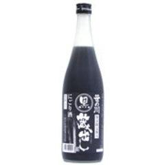 竹炭入り にごり酒「黒蔵出し」(720ml)