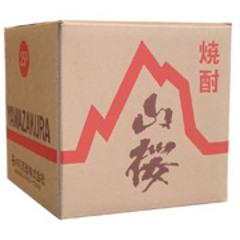 焼酎 山桜 QB 35%(18L)