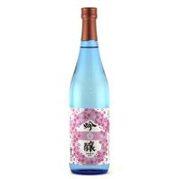 笹の川 吟醸酒 桜ラベル