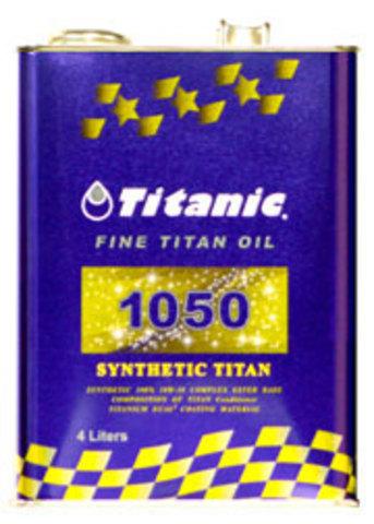 シンセティックチタンオイル 10W-50 4L
