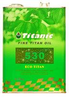 エコチタンオイル   5W-30 4L