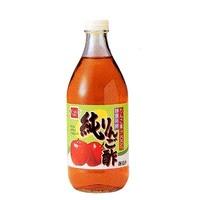 健康フーズ 純りんご酢 500ml
