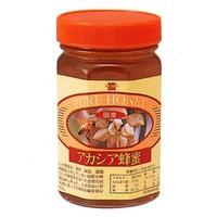 健康フーズ 国産アカシア蜂蜜(ビン) 500g