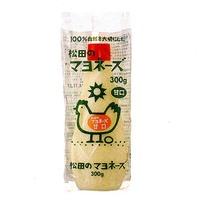 ななくさ 松田のマヨネーズ甘口 300g