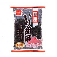健康フーズ 国いり胡麻(黒) 100g