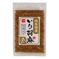 健康フーズ 熊本県産いり胡麻(金) 40g