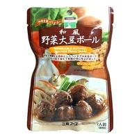 三育フーズ 和風野菜大豆ボール 100g