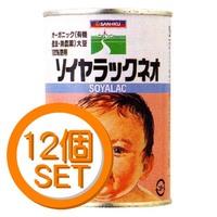 三育フーズ ソイヤラックネオ 425g×12缶セット