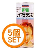 三育フーズ ソイヤラックネオ携帯用 250g×5缶セット