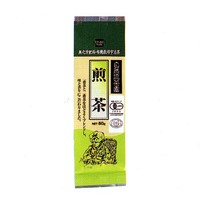 健康フーズ 有機栽培煎茶 80g