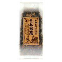 健康フーズ 有機栽培玄米茶 150g