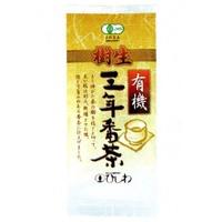 菱和園 有機樹生三年番茶 80g