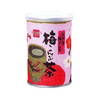 健康フーズ 梅昆布茶 80g
