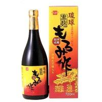 健康フーズ 琉球黒麹もろみ酢 720ml