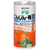 三育フーズ にんじん梅100 195g×30缶