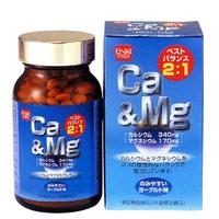 健康フーズ Ca&Mg 300粒