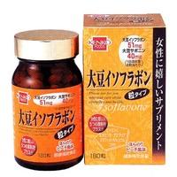 健康フーズ 大豆イソフラボン 180粒