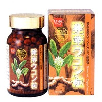 健康フーズ 発酵ウコン粒 300粒