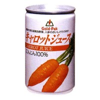ゴールドパック キャロットジュース 160g×30缶