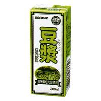 マルサン 豆漿(ドウジャン) 200ml×24本