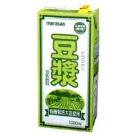 マルサン 豆漿L(ドウジャン) 1L×6本