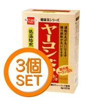 健康フーズ ヤーコン茶(TB) 20包×3箱セット