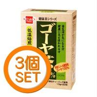 健康フーズ ゴーヤ茶(TB) 20包×3箱セット