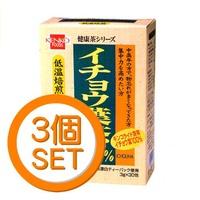 健康フーズ イチョウ葉茶(TB) 30包×3箱セット