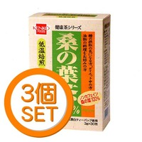 健康フーズ 桑の葉茶(TB) 30包×3箱セット