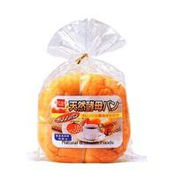 健康フーズ 天然酵母パンオレンジ 1個