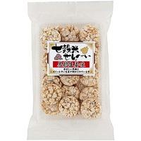健康フーズ 七穀米せんべい 黒糖生姜味 60g