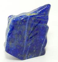 ラピスラズリ原石磨き1