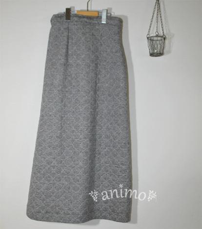 パターン ロングスカート