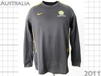 オーストラリア代表 トレーニングスウェット