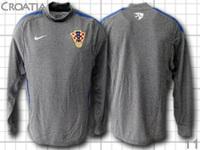 クロアチア代表 トレーニングライトスウェット