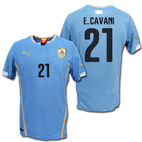 ワールドカップ用:ウルグアイ代表 カバーニ