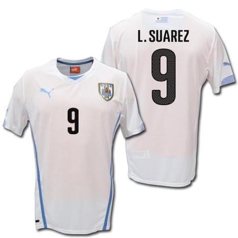 ワールドカップ用:ウルグアイ代表 スアレス