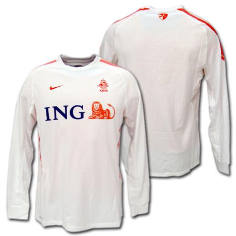 オランダ代表 トレーニングライトスウェット