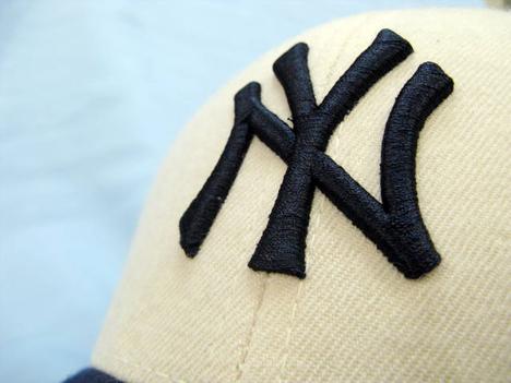 ニューヨーク・ヤンキース 2トーン・ウールキャップ nike