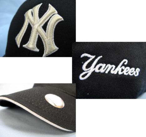 ニューヨーク・ヤンキース 紺 キャップ adidas