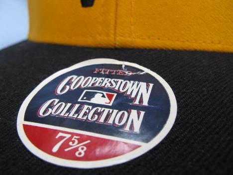 クーパーズタウン ピッツバーグ・パイレーツ 1970モデル復刻キャップ
