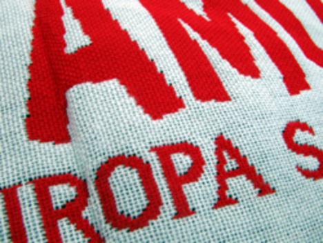 UEFAヨーロッパリーグ(EL) 13/14 決勝記念・セビージャ用 タオルマフラー