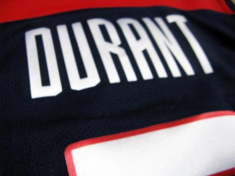 【オーセンティック】 バスケ・アメリカ代表 5番:ケビン・デュラント Away(紺) NIKE